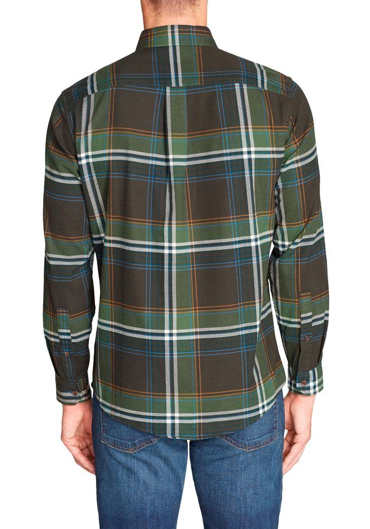 eddies favorite das karierte flanellhemd darf in keinem