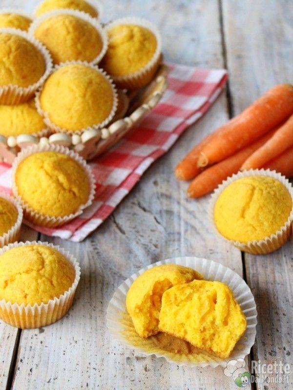 Come fare i muffin alle carote