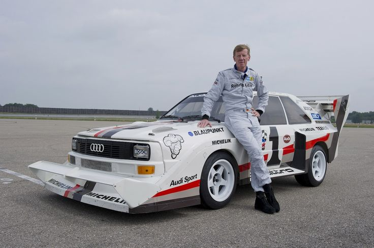 Audi Quattro - Walter Rohrl