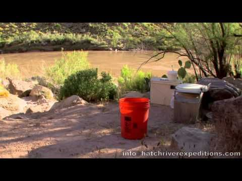 Camping With Hatch River Expeditions