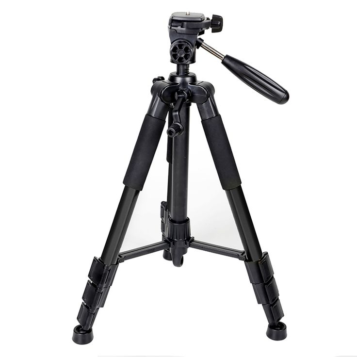 Professional Aluminium Tripod Camera Accessories Stand with Pan Head for Dslr //Price: $41.24 & FREE Shipping //     #gadgets