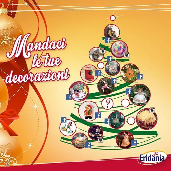 Foto: L'albero di #CasaEridania è pieno dei addobbi più belli e più significativi dei nostri fan, il Natale può avere inizio! : (scheduled via http://www.tailwindapp.com?utm_source=pinterest&utm_medium=twpin&utm_content=post391365&utm_campaign=scheduler_attribution)