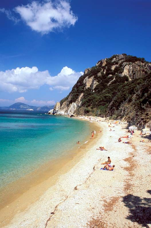 Seccione Spiaggia Isola d'Elba Elba, Beach, Places