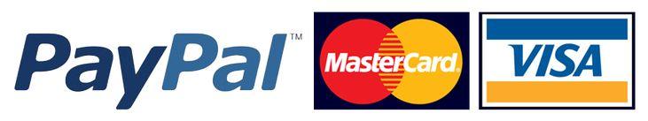 Paypal visa mastercard logo httpsifttt3f8biny in 2020