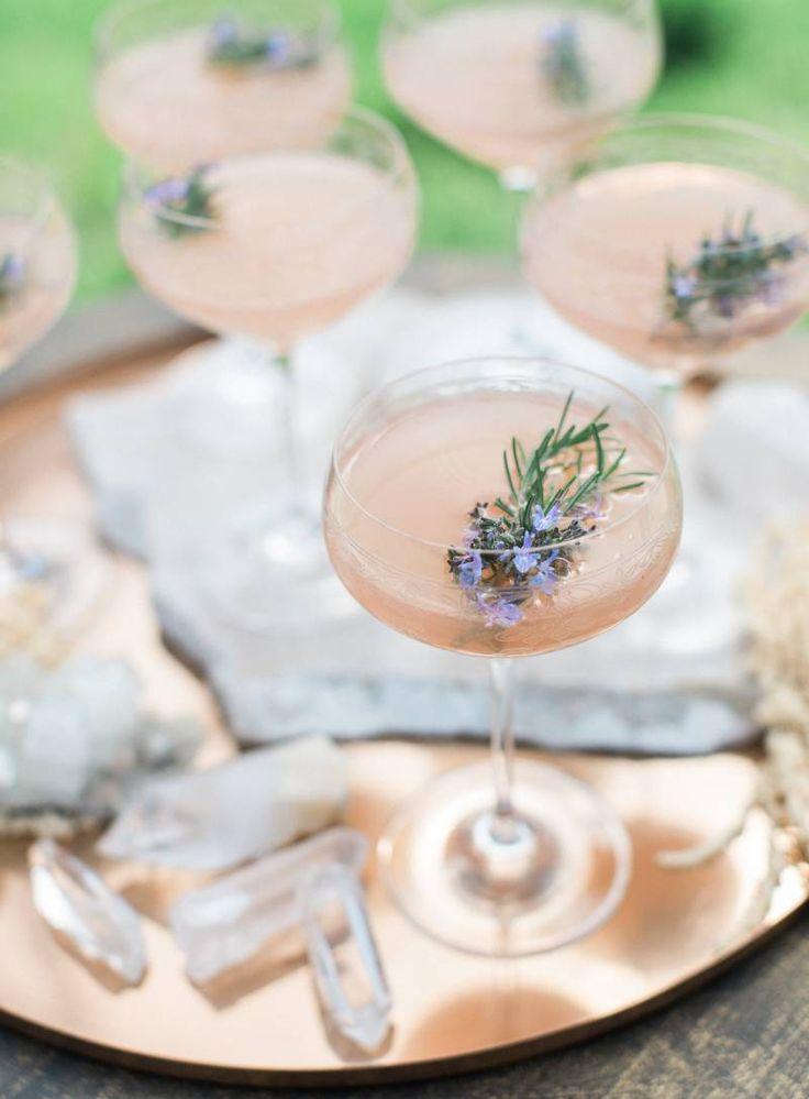 Big Sur Bohemian Luxe Wedding Ideas via Magnolia Rouge