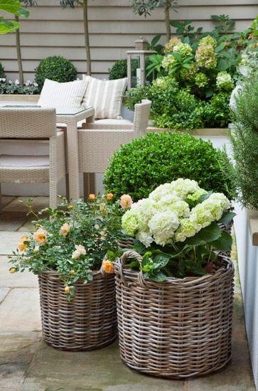 Terrazas y jardines #ideasdedecoración #terrazas #jardines