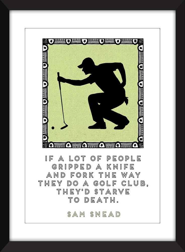Sam Snead Golf Grip Quote 11 x 14/8 x 10/5 x 7 A3/A4/A5 Print, Gift for Golf Fans. For fans of the legendary golfer Sam Snead and golf in general, this print features one of his most famous quotes. If you would like another quote of his, please let me know The perfect gift for the golf fan in your life Please note that the frame is not included and is for illustrative purposes only. Print comes in five measurements 5 x 7 inches 8 x 10 inches A5 (5.8 inches x 8.3 inches) A4 (8.3 inches x…