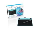 Wacom Intuos Art Pen and Touch Tablet - Medium Blue (CTH690AB)