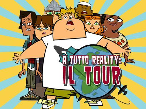 a tutto reality i tour