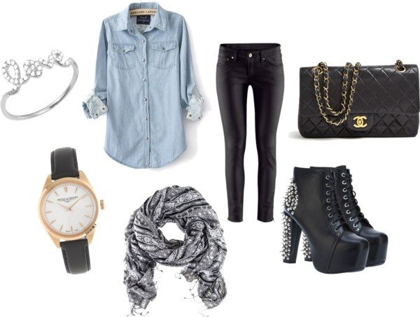 """outfit2"" by hannasdfg on Polyvore"
