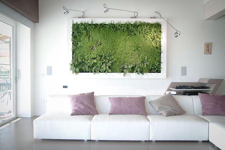 #ECODESIGN  Nuove idee eco per decorare le pareti della tua casa  Le nuove frontiere dell'arredamento di interni non potevano ignorare quella che è e sarà la tendenza che i professionisti del settore affermano con sempre maggiore creatività: il design eco sostenibile. Anche in questo caso l'Italia si riscopre leader del settore per #giardiniverticali, #quadrivegetali e giardini per indoor. Leggi di più su http://www.mariano1968.com/news.php?codice=45