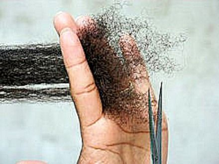 4 Methods To Trim Natural Hair - We can agree that some people do not need to trim their hair often while others really need to in order to keep damage at bay. The way you choose to trim your hair is entirely dependent on you, your hair goals, your hair's rate of damage and your skills. Here are 4 video tutorials describing the main ways to trim natural hair...