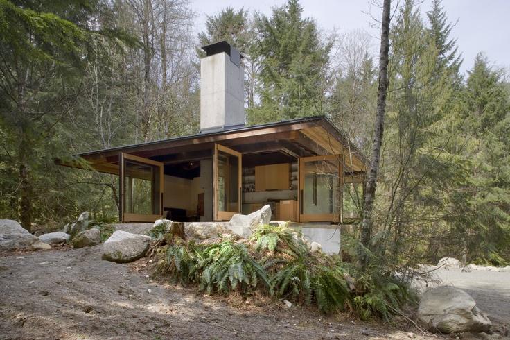 Olson kundig tye river cabin cabins pinterest cabin for Tye river cabin co