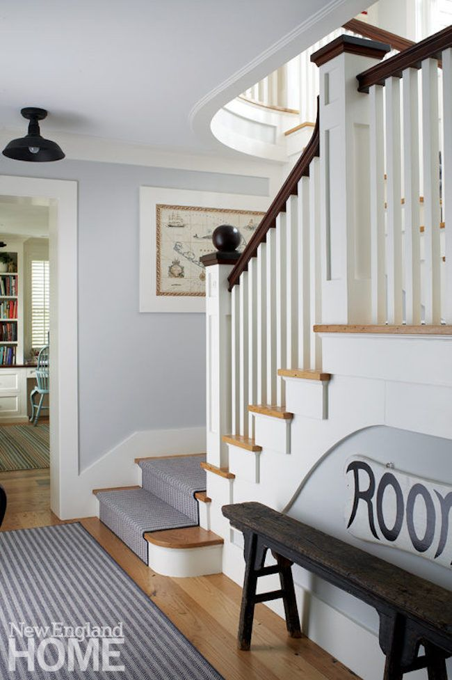 341 Best Images About Hallway Entry Staircase Ideas On Pinterest Foyers Hallways And Hooks