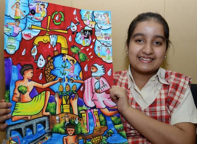 Save water painting competition pinterest water and for Save energy painting