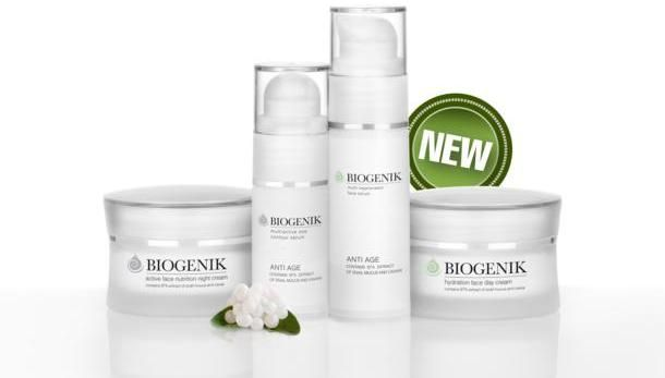 Bilka Verde ofrece en exclusiva la marca Biogenik - los productos con la baba y el caviar de caracol.   Bilka Verde offers exclusively the brand Biogenik - products with mucus and snail caviar.