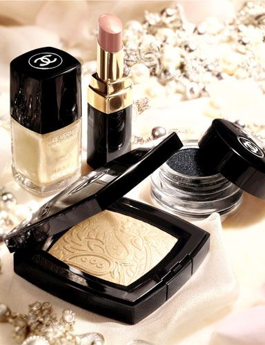 Chanel 'Paris-Bombay' Bombay Express 2012 Makeup Collection