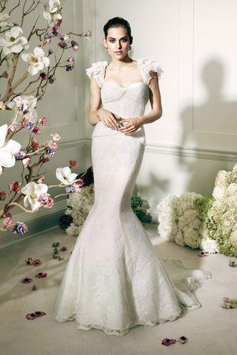 Surprise!! You can afford a Zac Posen wedding dress!!