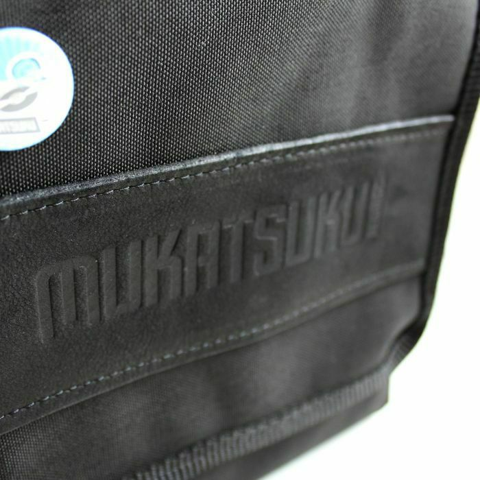Buy Mukatsuku Records Are Our Friends Cordura 7 Inch 45 Record Bag (black with embossed vintage black leather patch, holds 80 x 7 singles) (Juno exclusive) at Juno Records. In stock now for same day shipping. Mukatsuku Records Are Our Friends Cordura 7 Inch 45 Record Bag