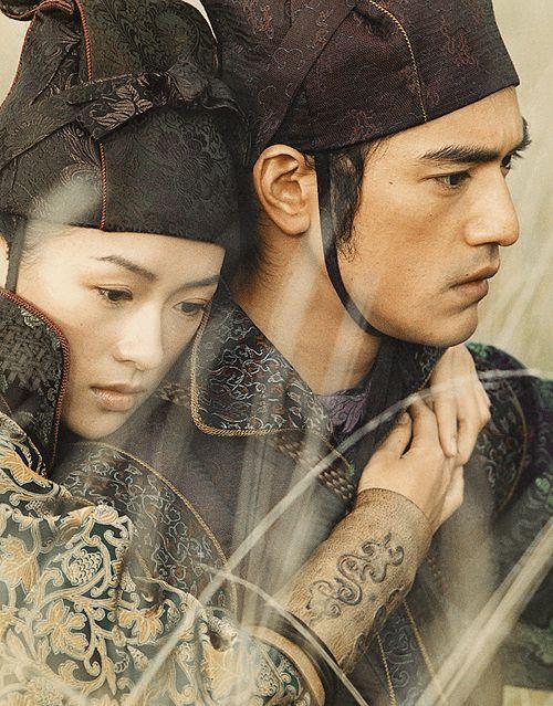 Старый азиатский фильм что странный
