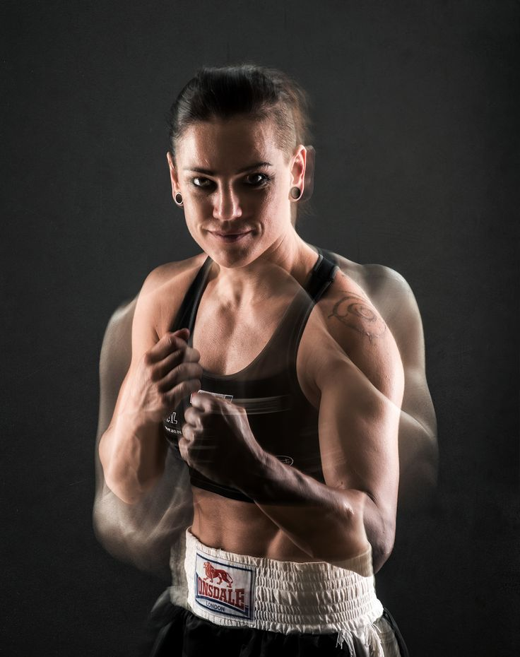 Sport Photography - Boxing - Eva Wahlström