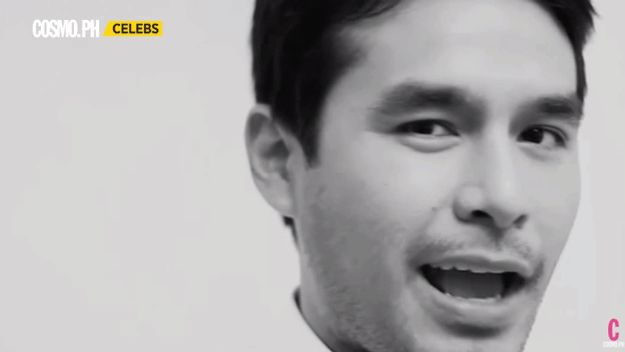 Get it? Get it? ;) | Just In: Atom Araullo Makes The News Too Hot To Handle