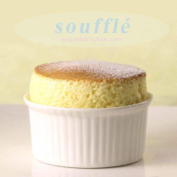 Perfect Vanilla Souffle
