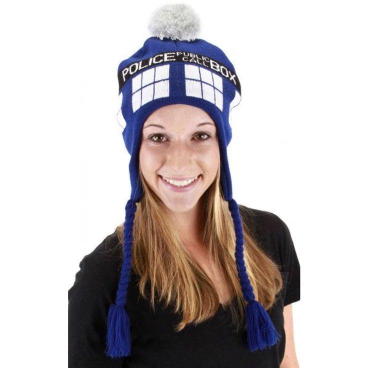Doctor Who: Tardis Hat   BBC Shop