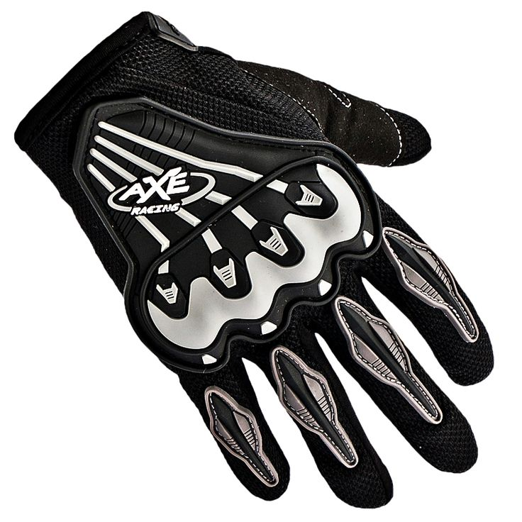 Axe  summer motorcycle gloves full finger automobile motorcycle racing gloves knight cross country gloves male
