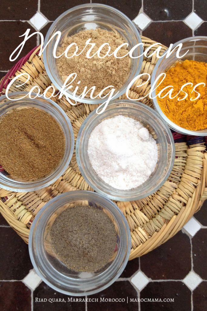 Take a Moroccan Cooking Class at Riad Quara in Marrakech