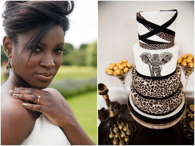 Unique African Wedding Ideas Inspiration Shoot | Bridal Musings