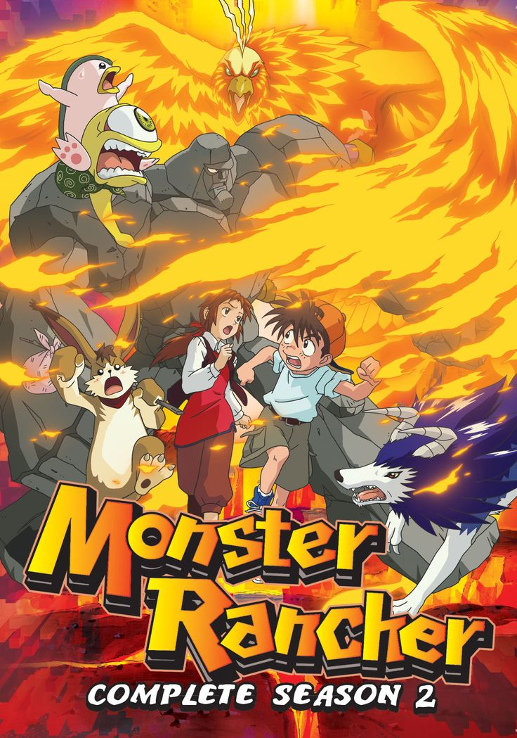 Monster Rancher Season 2                                                                                                                                                                                 Mais