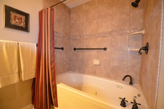 shower and jacuzzi tub combo - Google Search
