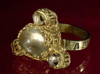 The Ring of Heinrich IV, Holy Roman Emperor