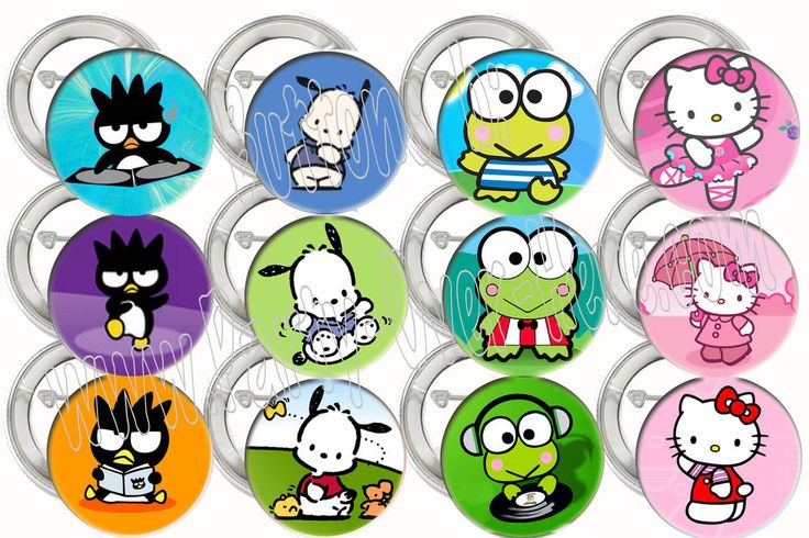 21 Best Images About Sanrio Characters On Pinterest