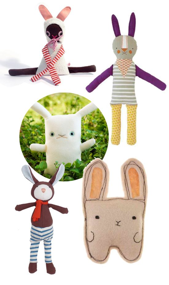 Top 5 Easter Bunny Toys for kids this Spring - see them at SmallforBig.com #easter #kids #toys #gifts
