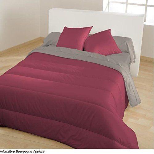 les 25 meilleures id es concernant couvre lit rouge sur pinterest couvre lit floral couette. Black Bedroom Furniture Sets. Home Design Ideas