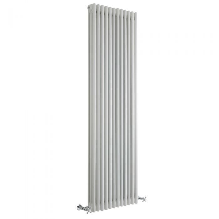 Radiateur Vertical Style Fonte Blanc Windsor 180cm X 56cm X 10cm 2338 Watts Radiateur Vertical Radiateur Design Radiateur