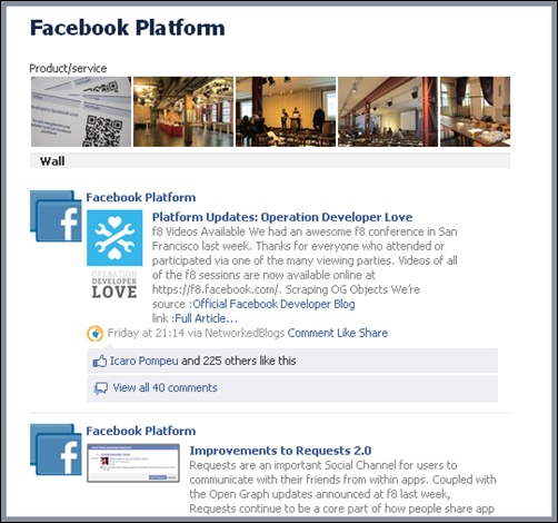Tips for Facebook Fan page