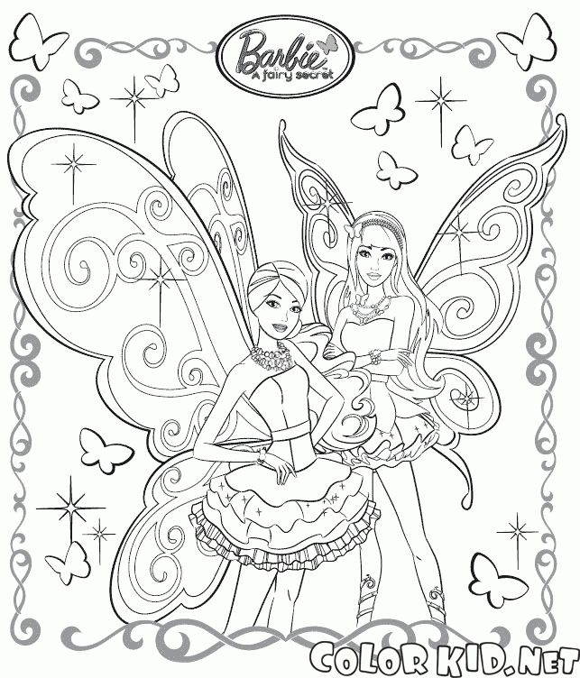 26 best kreidestift images on Pinterest Coloring pages, Draw and - copy coloring pages barbie mariposa