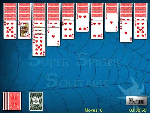Take a Look at Super Spider Solitaire Game Trailer