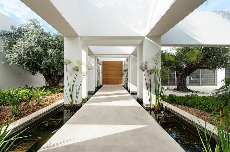 Casa em Shfela / Hila Israelevitz Architects