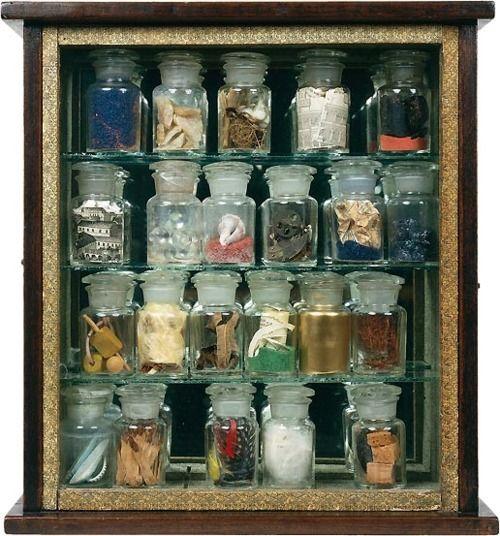 Joseph Cornell. Untitled (Pharmacy).