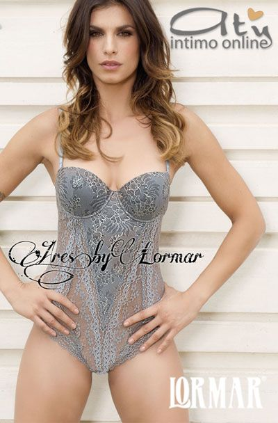 #Body donna Ares by #Intimo #Lormar. Nuova collezione P/E 2014. Linea Cupido! http://www.atyintimoonline.it/144-completini-intimo-donna-lormar