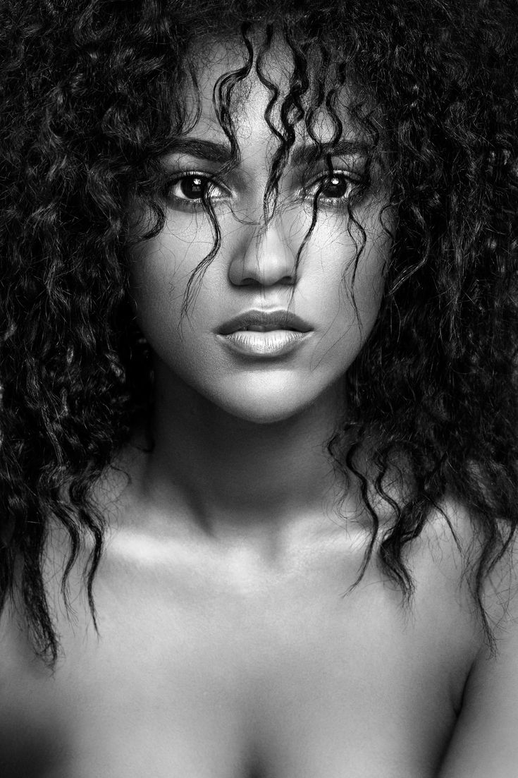 Beauty Portrait von Fotografin Nina Wellstein