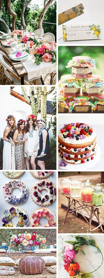 Floral Garden Bridal Shower Inspiration: http://www.beaconln.com/blog/garden-party-bridal-shower-inspiration/