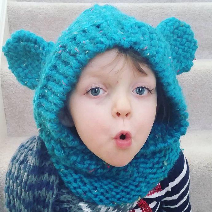 18 best Bear Ears Hoodie / Capucha orejitas images on Pinterest ...