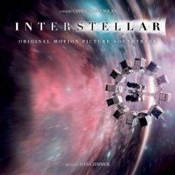 Cover: LP: O.s.t: Interstellar (2015)