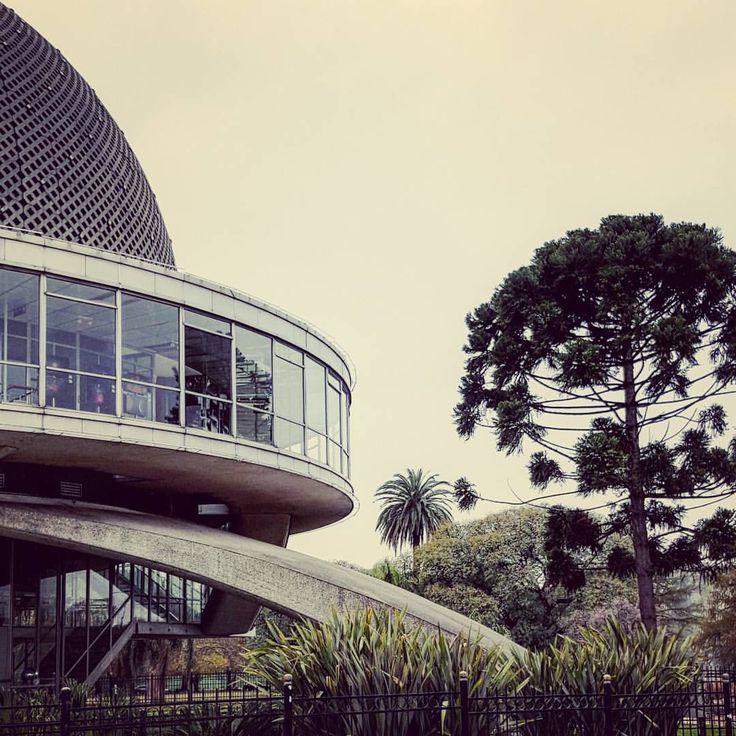 Planetarium Buenos Aires www.erikschepers.com #buenosaires #planetarium (at Planetario)