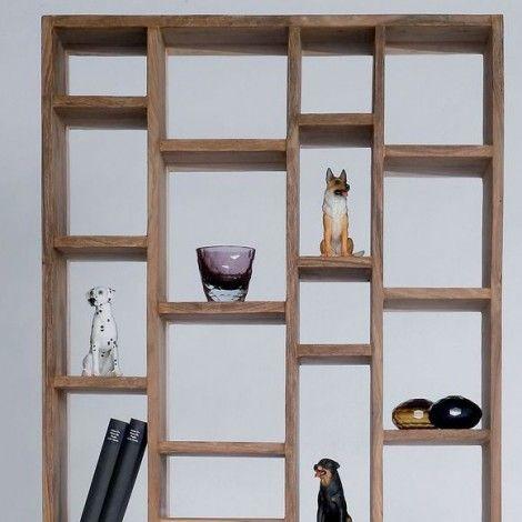 KARE Prague - Authentico Collectors Shelf 210
